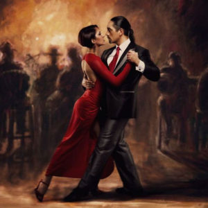 Argentine Tango Classes - Starlight Dance Studio San Diego