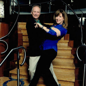 Trish & David Walkup - Starlight Dance Studio